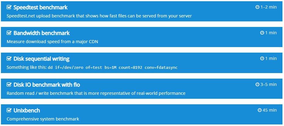 Test VPS serverscope